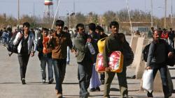 دانلود تحقیق مهاجران افغان